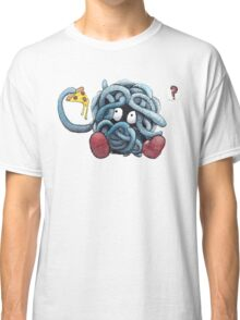 Pokemon pizza party- Tangela Classic T-Shirt