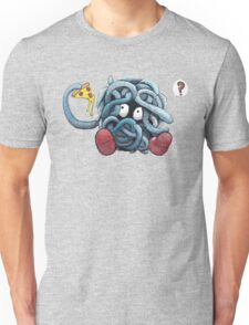 Pokemon pizza party- Tangela Unisex T-Shirt