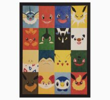 Pokemon  Kids Clothes