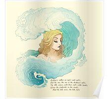 The Tide Rises, The Tide Falls Poster