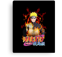 I Am Naruto of the Leaf Canvas Print