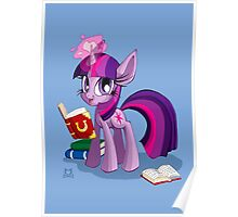 Study Time! Poster