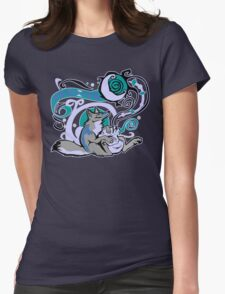 Bag of Tricks (Night) Womens Fitted T-Shirt