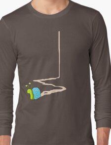 Snail Trail Long Sleeve T-Shirt