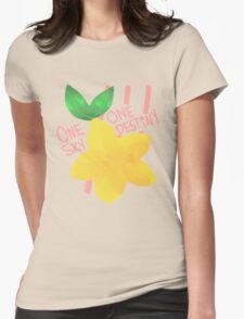 Paopu fruit  Womens Fitted T-Shirt