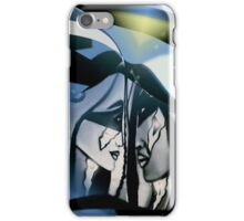 confrontation iPhone Case/Skin
