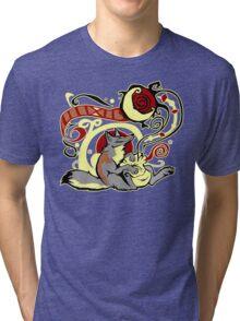 Bag of Tricks (Day) Tri-blend T-Shirt