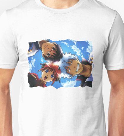gintama yorozuya family Unisex T-Shirt