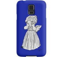 Don't Cry, Li'l Angel Samsung Galaxy Case/Skin
