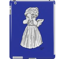 Don't Cry, Li'l Angel iPad Case/Skin