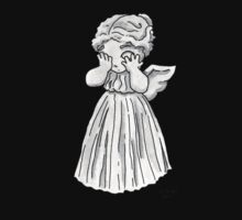 Don't Cry, Li'l Angel Kids Clothes