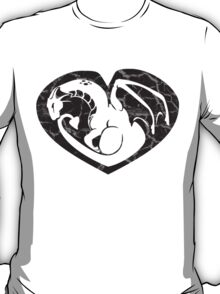 Dragon@Heart Large T-Shirt