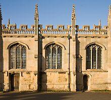Chantry Chapel by Mark Baldwyn