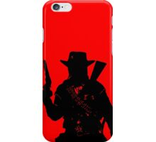 Cowboy Silhouette iPhone Case/Skin