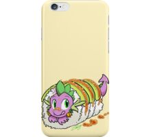 Dragon Roll (MLP) iPhone Case/Skin