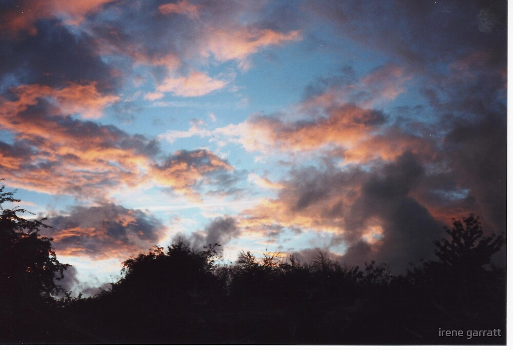 Sky view by irene garratt