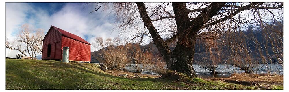 Glenorchy, New Zealand by David James