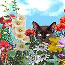 Mika's garden by rita flanagan