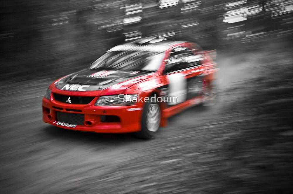 Warp speed by Shakedown