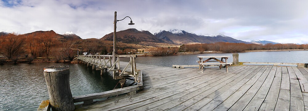 Glenorchy, New Zealand by David James
