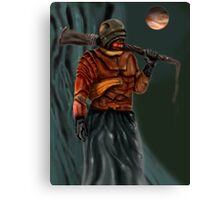 Bayaba warrior Canvas Print
