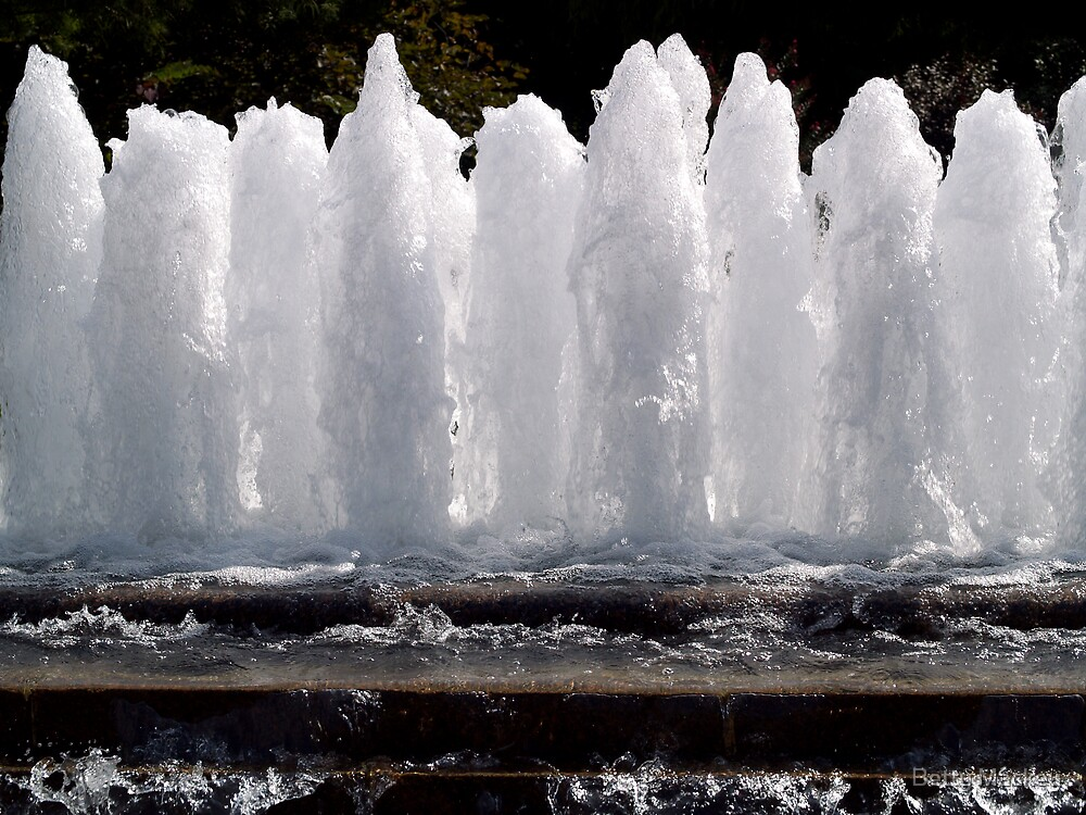 Living Water by Betty Mackey
