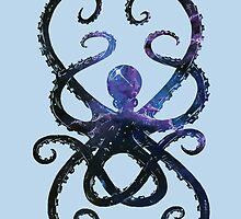 Cosmic Octopus by Ruth Wilkinson