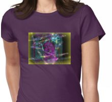 Alien Beauty Womens Fitted T-Shirt