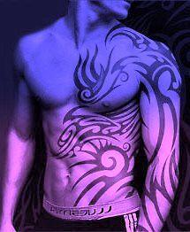Body Art by BUTTERFLYxxxEFFECT