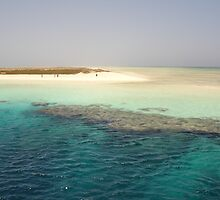 Hamata Islands Egypt by Kate Reynalds