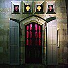 Door To The Castle by Jane Neill-Hancock
