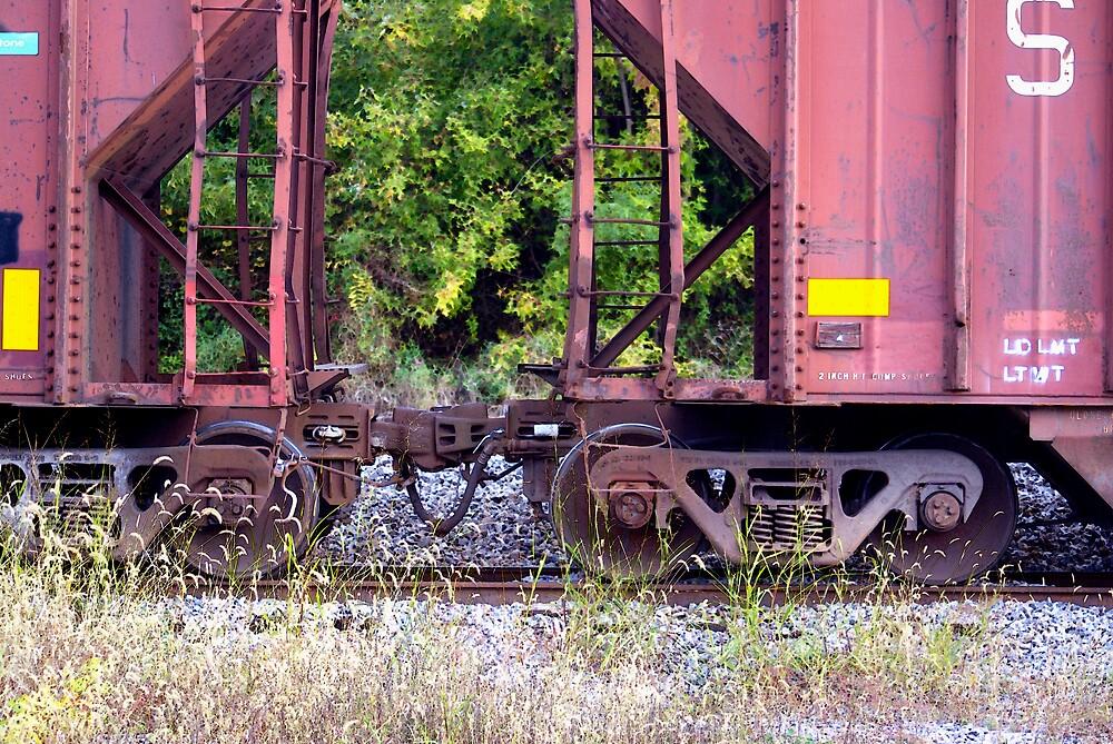 Train Cars 3 by Rod  Adams