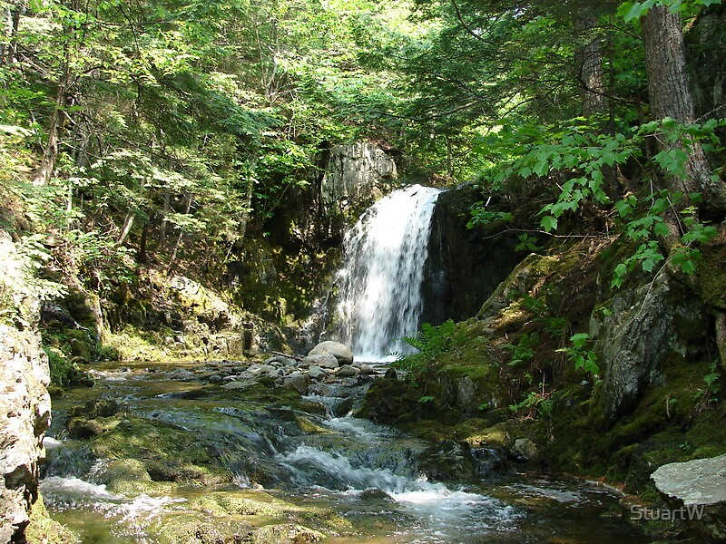 The Falls by StuartW