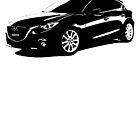 Mazda 3 2014 by garts