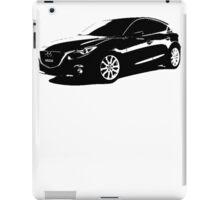 Mazda 3 2014 iPad Case/Skin