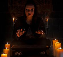 Ouija Anyone? by Jamie Cameron