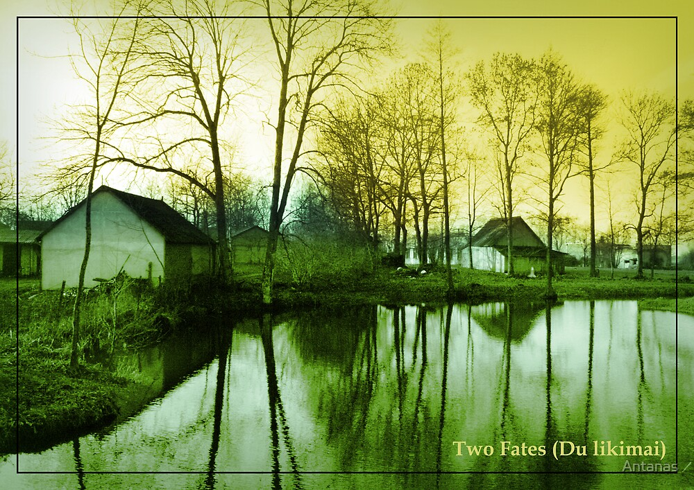 Two Fates by Antanas