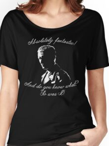 Ninth Doctor - Fantastic Women's Relaxed Fit T-Shirt