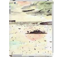 Rainy Day on the Harbour iPad Case/Skin