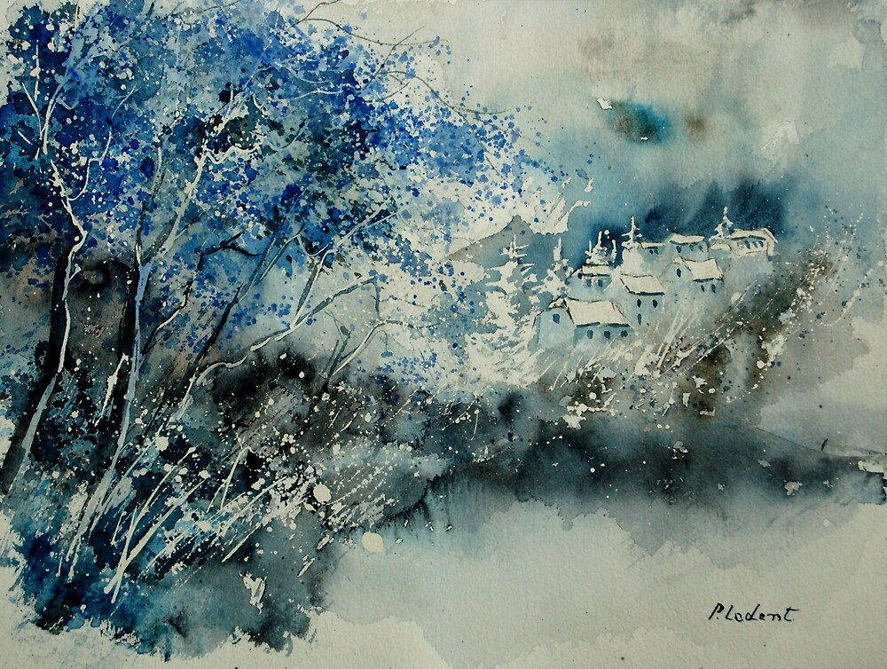 watercolor 071107 by calimero