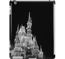 Walt Disney World Cinderella's Castle Dream Lights iPad Case/Skin