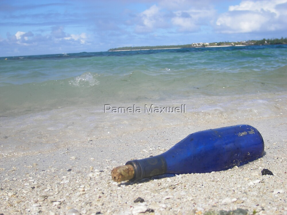 Message in a Bottle by Pamela Maxwell