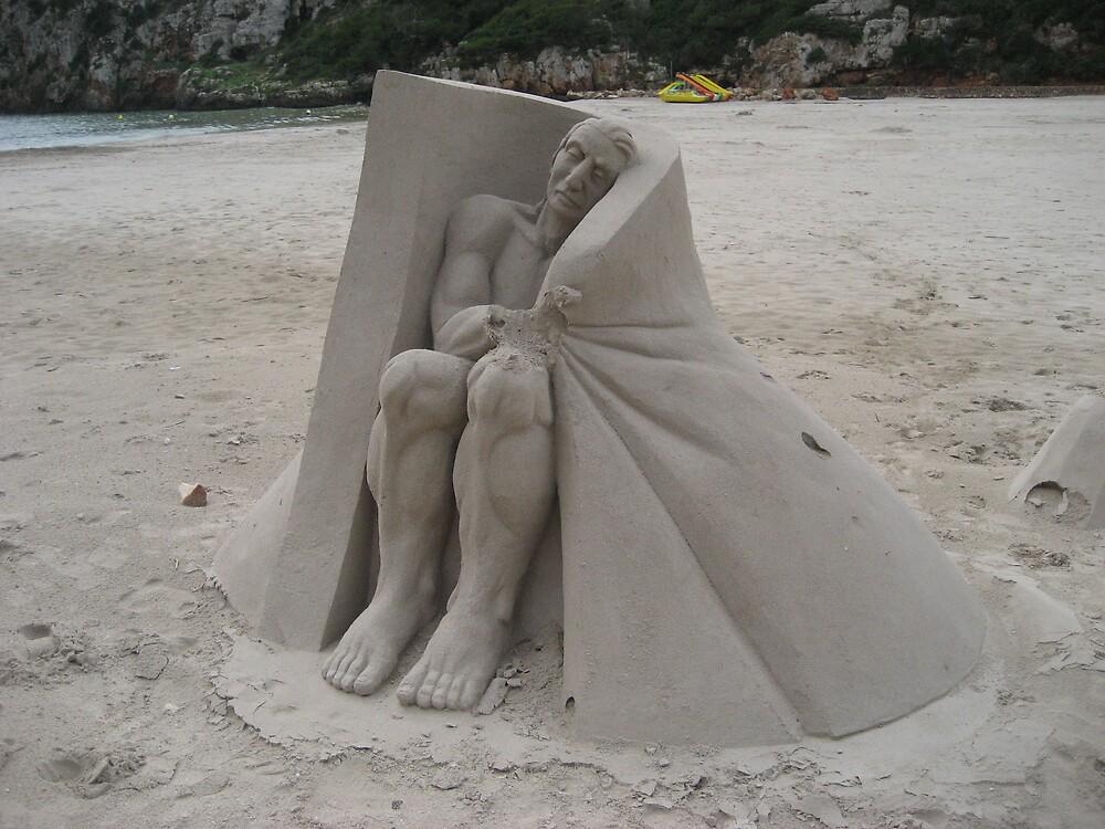 Sand Man  by shelagh1312
