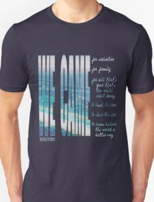 Salvation Song Unisex T-Shirt