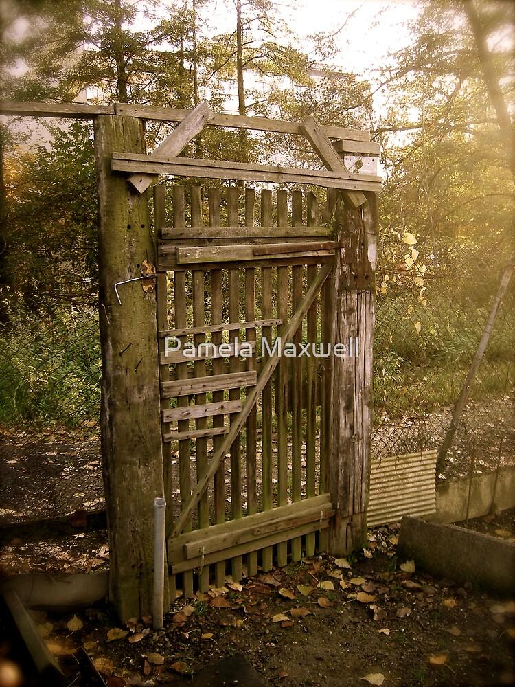 Gated Garden by Pamela Maxwell