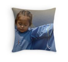 Every Moment is Precious Throw Pillow