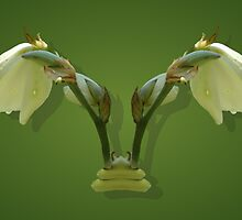 Art Deco Lamp by Christine Thomas