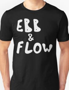 Ebb & Flow [White Ink] T-Shirt