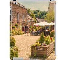 La Gacilly, Brittany, France iPad Case/Skin