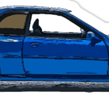 22B Sti WRX Impreza Subaru 2 Sticker